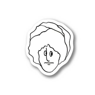 芽キャベツ Stickers