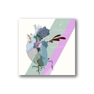yumiiiiiのHeart Stickers