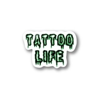 TATTOO LIFE Stickers