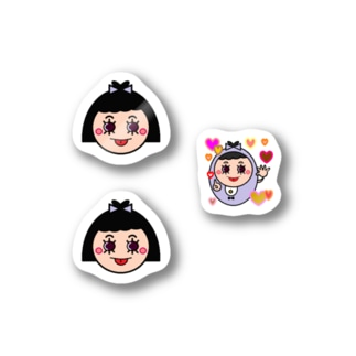 DOLLY DOLLY 6 てへぺろ MINI Stickers