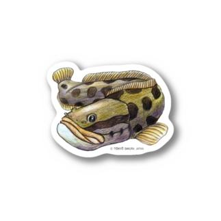 ライギョ Stickers