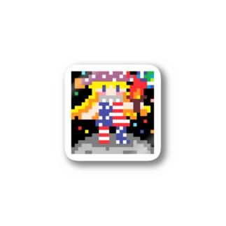 クラウンピース Stickers