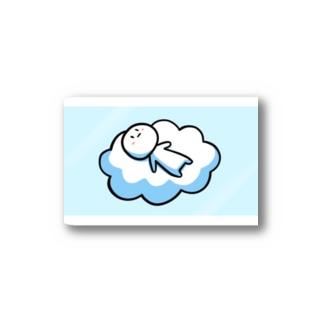 だいずくん  (雲) Stickers