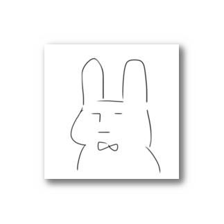 うさぎ(モ) Stickers