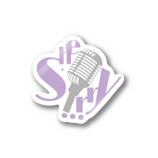 マイクロゴシリーズ② Stickers