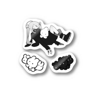 うさべろす Stickers