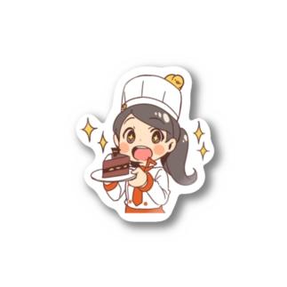 パティシエガール Stickers