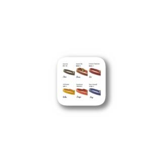 ブレスレット ペア レザー 人気 本革ペアブレスレット レザーブレスレット メンズ レディース プレゼント Stickers