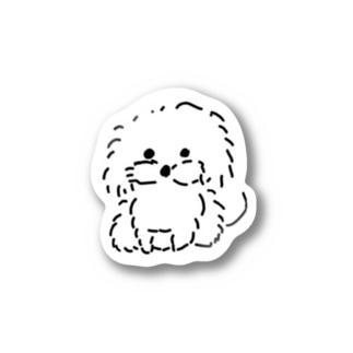 キョトンすーちゃん Stickers