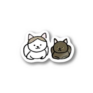 ぱつお・なたの Stickers