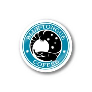 ブルータンコーヒー Stickers