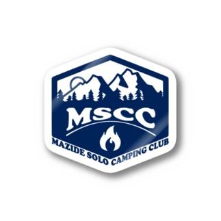 MSCC LOGO Ver2 Stickers