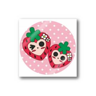 いちごちゃん🍓 Stickers
