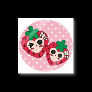 150%可愛く魅力的♥ラブリー♥いちごちゃん🍓のいちごちゃん🍓 Stickers