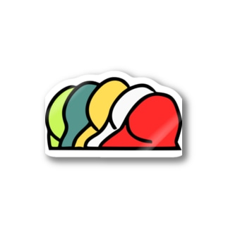 party parrot Stickers