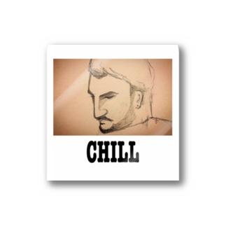 CHILL Stickers