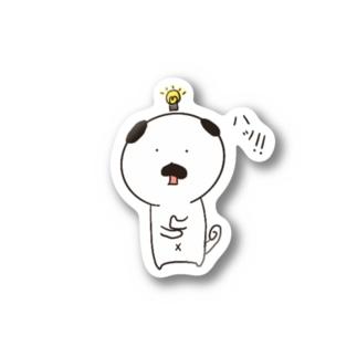 Naruhodo sticker Stickers