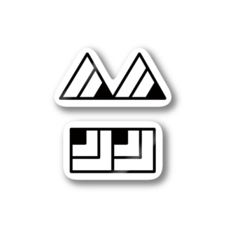 △□EYE Stickers