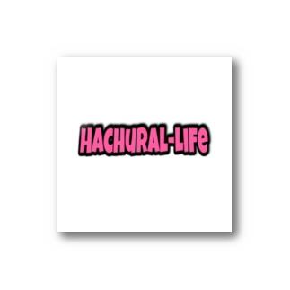 H-L BoxLogo Stickers