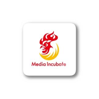 メディアインキュベートストア Stickers