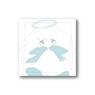 てんしちゃん Stickers