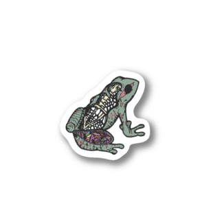 kaeru Stickers