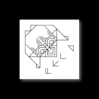 ぴょんテクショップのFECD by さわそん  Stickers