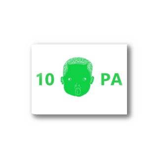 初恋タロー10pa Stickers