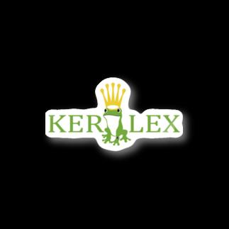 キッズモード某のケロレックス Stickers