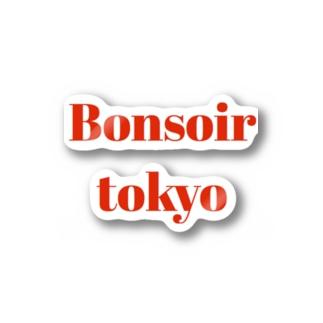 BONSOIR Stickers