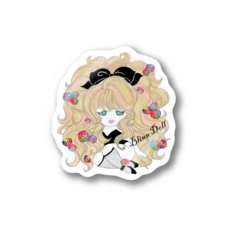 BlinnDoll❤G Stickers