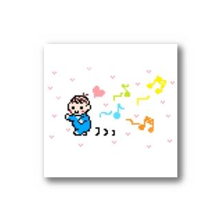 べびちゃん Stickers