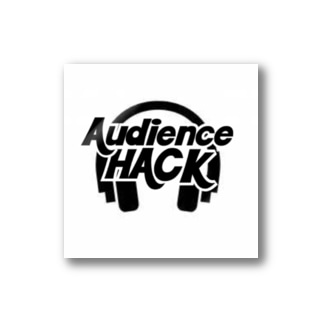 Audience.Hack Stickers