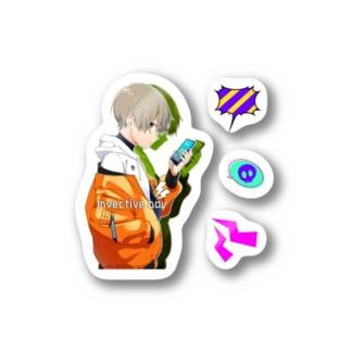 【○○男子Project】毒舌男子2 Stickers