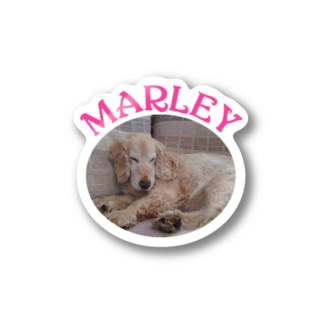 MARLEY Stickers