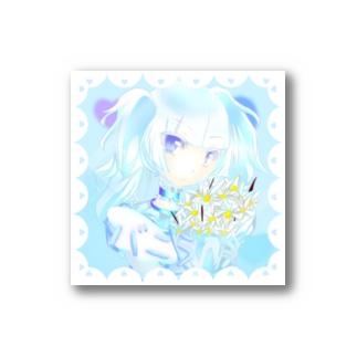 バニラちゃん Stickers