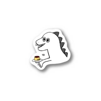 ナルカミキラの恐竜 Stickers
