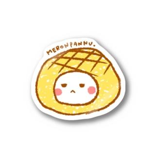 メロンパン Stickers