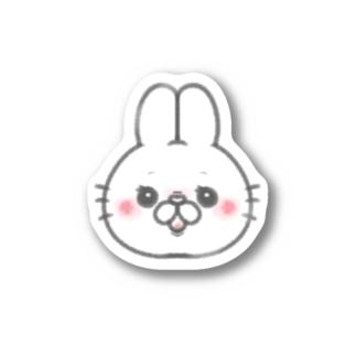 うさぎ Stickers