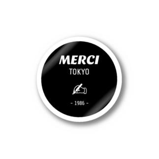 MERCI TOKYO  ORIGINAL GOODS② Stickers
