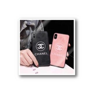 CHANEL シャネル 高級感 iphoneXS/XS MAXケース 女性向け Stickers