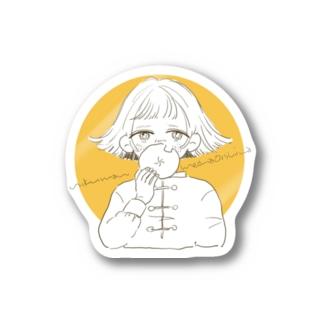 ちゃいなっこ(カラー) Stickers