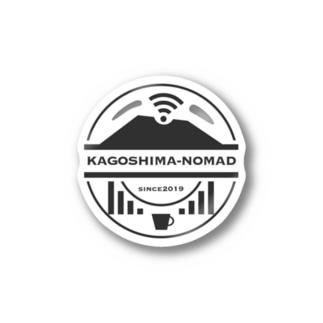 kagoshimanomad Stickers
