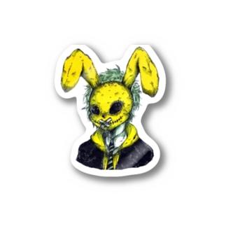 腐れ兎 Stickers
