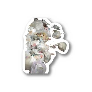 リサイクル Stickers