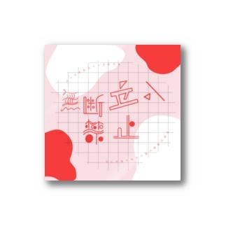 パーソナルスペース Stickers