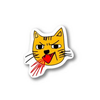 トラトラ…ト Stickers