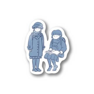 小学生 Stickers