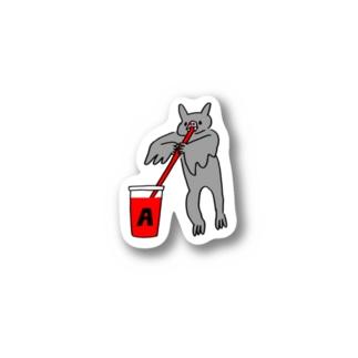 血液A型 Stickers