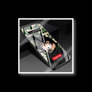 cellkabaneのブランド シュプリーム GalaxyS10/S10+ケース Stickers